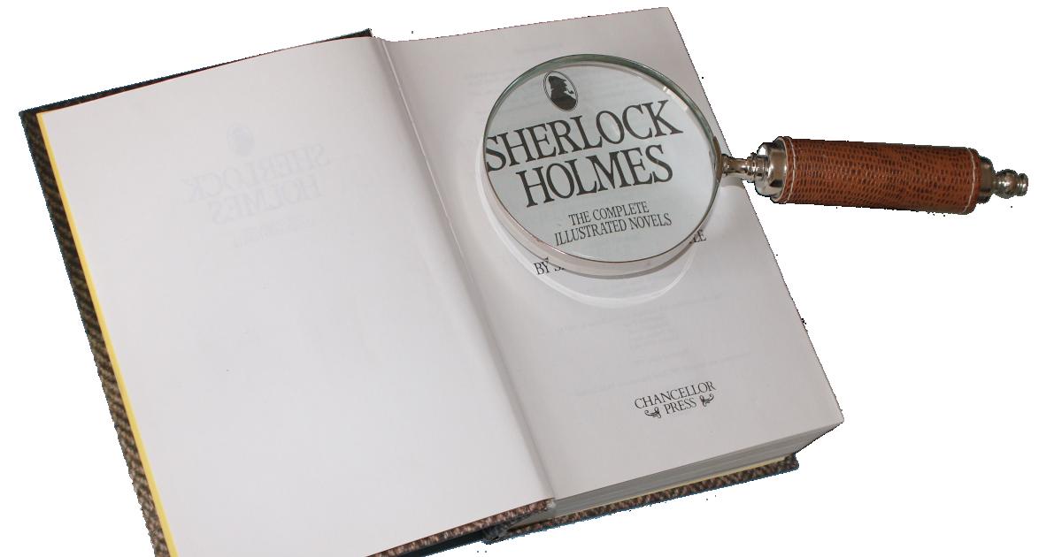 Un the con Sherlock
